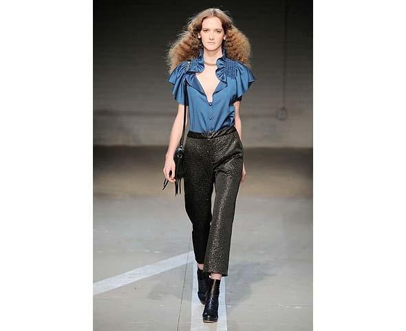 Неделя моды в Нью-Йорке: первые показы. Изображение № 62.