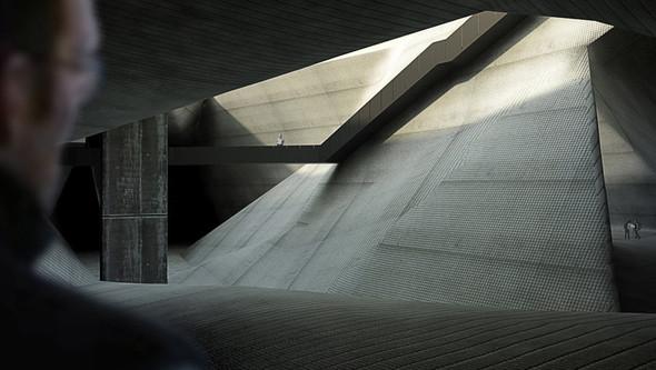 Подземный музей в Антверпене. Изображение № 3.