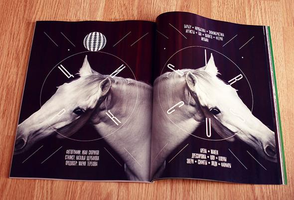 Новый журнал Animal Stamp. Изображение № 2.