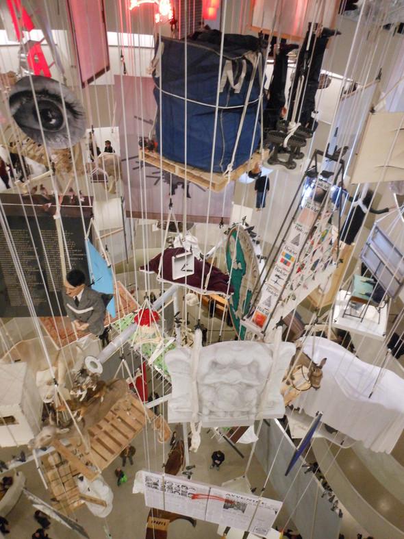 """Нью-Йоркская выставка Маурицио Каттелана """"Все"""". Изображение № 9."""