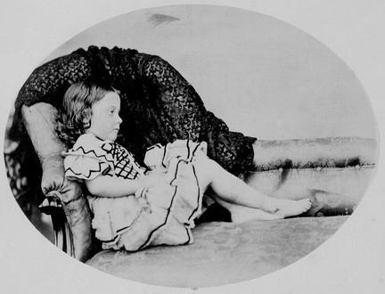 Льюис Кэрролл – фотограф. Изображение № 10.