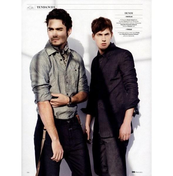 Изображение 37. Мужские съемки: GQ, Vogue Hommes и другие.. Изображение № 33.