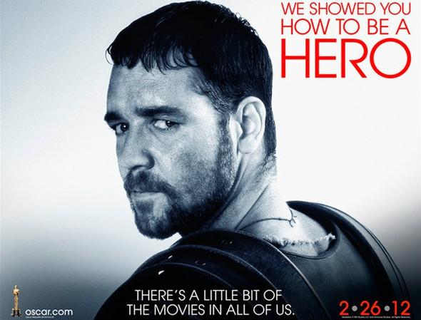 «Кино — в каждом из нас». Оскар 2012. Изображение № 11.