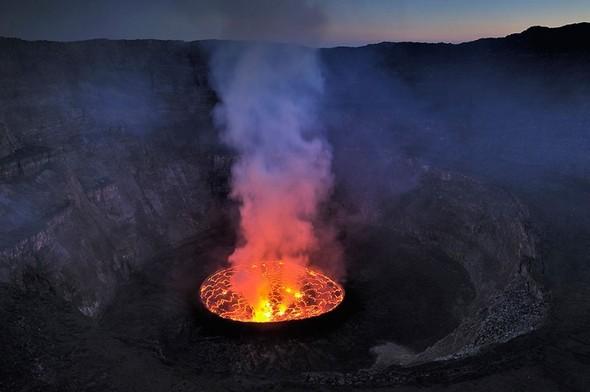 К центру Земли: вулкан Нирагонго в Демократической Республике Конго. Изображение № 2.