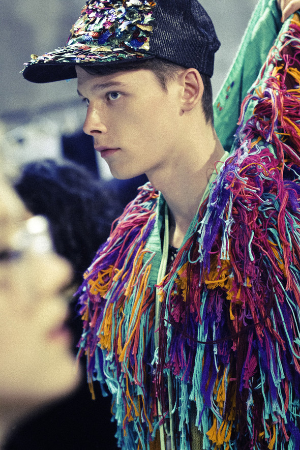 Фестиваль Hyeres: Дневник с бэкстейджа самого смелого конкурса в фэшн-дизайне. Изображение № 32.