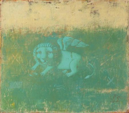 Наивная живопись Светланы Румак. Изображение № 9.