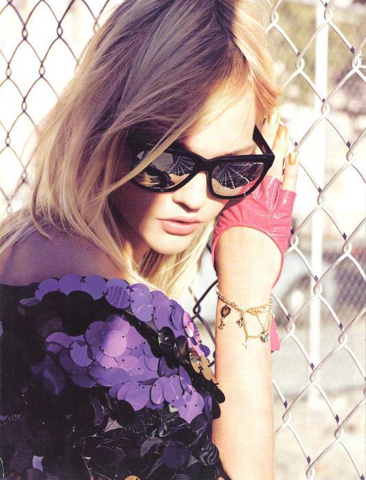 Vogue UK: Word OnThe Street. Изображение № 12.