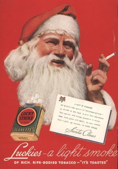 69 рождественских рекламных плакатов. Изображение № 58.