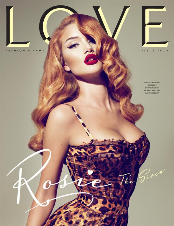 8 обложек журнала Love. Изображение № 1.