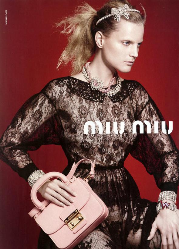 Превью кампаний: Miu Miu и Prada. Изображение № 1.