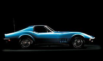 Chevrolet Corvette. Изображение № 5.
