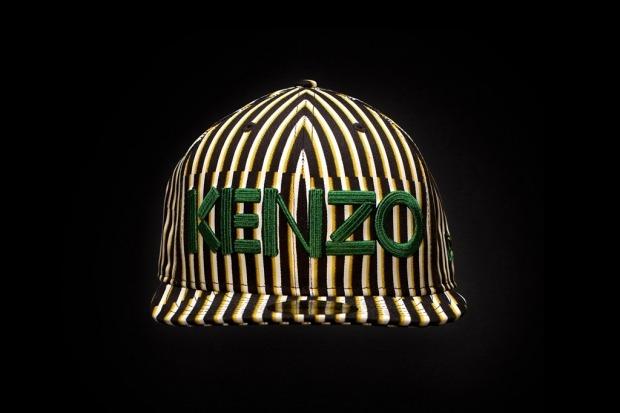 Kenzo снова создали кепки и кеды с New Era и Vans. Изображение № 3.