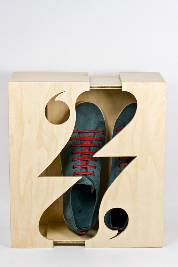 Изображение 18. Креативная упаковка в fashion-индустрии.. Изображение № 10.