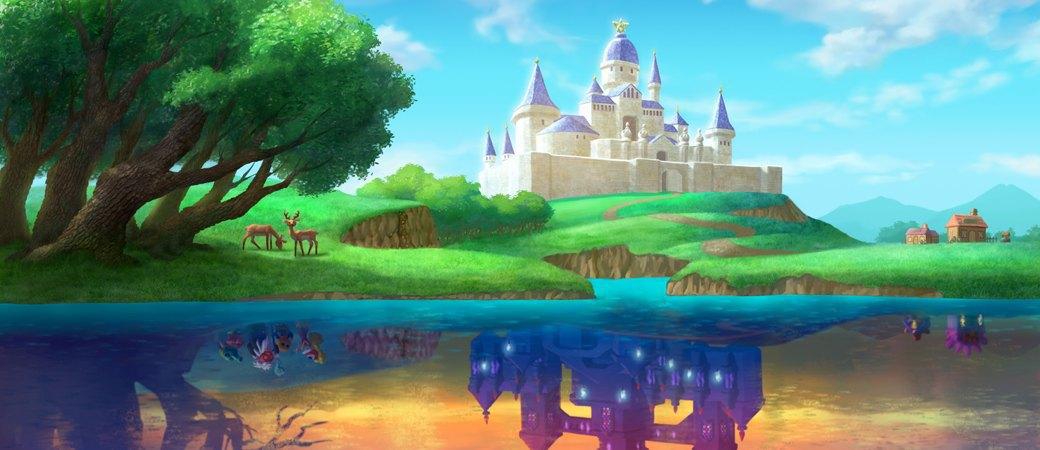 Подземелья, параллельные миры и другие узнаваемые черты The Legend Of Zelda. Изображение № 5.