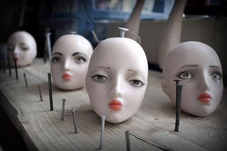 «Живые» куклы Марины Бычковой. Изображение № 10.