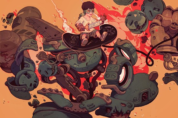 Rocket Knight Adventures / Sachin Teng. Изображение № 8.