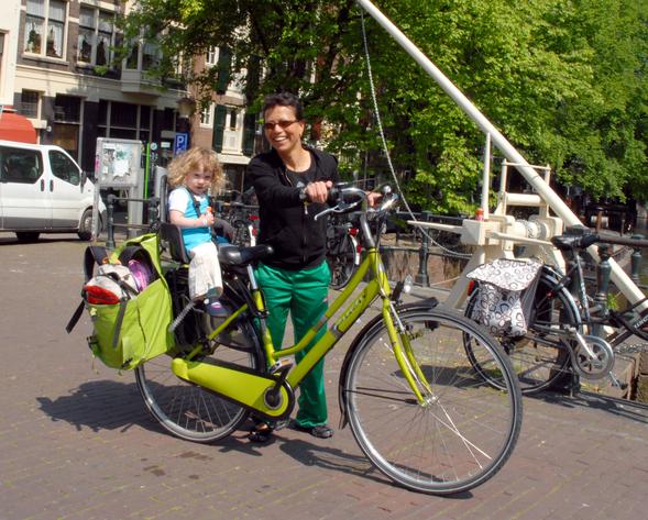 Голландцы иих велосипеды. Изображение № 5.