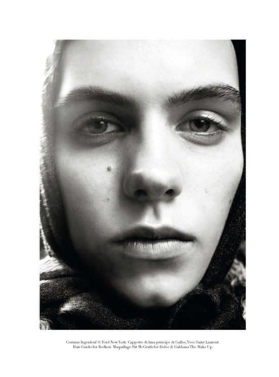"Съёмка: ""Winter's Edge"" by Steven Meisel. Видите Россию?. Изображение № 12."