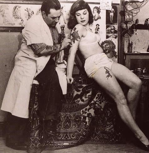 Татуировка XXвека. Изображение № 32.
