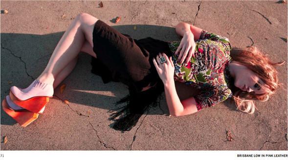 Лукбуки: Celine, Jeffrey Campbell и Nutsa Modebadze. Изображение № 59.