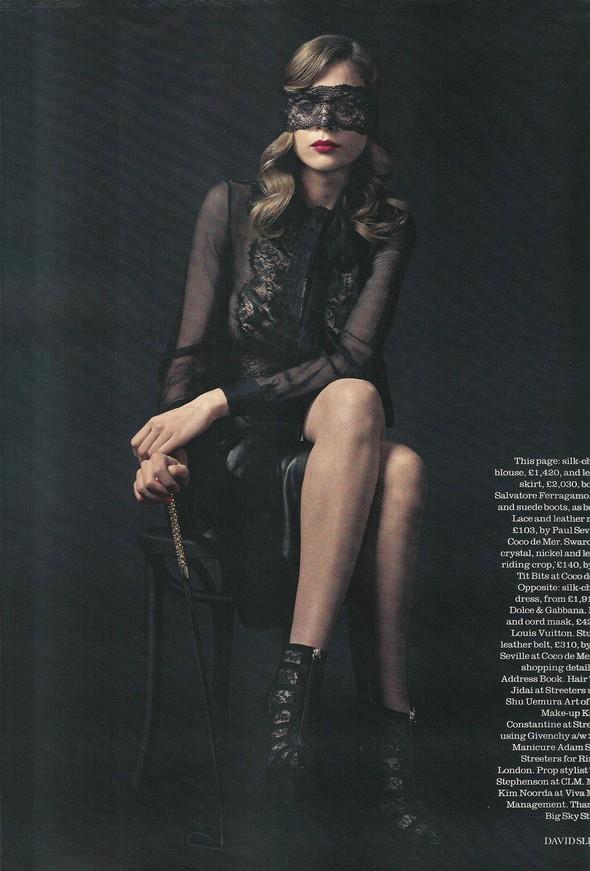 Съёмка: Ким Норда для Elle. Изображение № 11.
