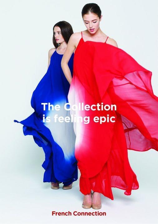 Рекламные кампании: Bloch, Chanel и French Connection. Изображение № 13.
