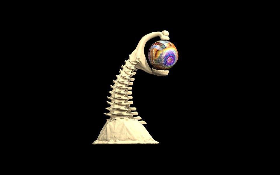 9 удивительных скульптур, которые были бы невозможны без технологий. Изображение № 9.