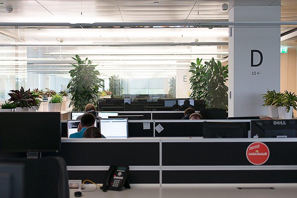 Что происходит в новом офисе Лаборатории Касперского. Изображение № 6.