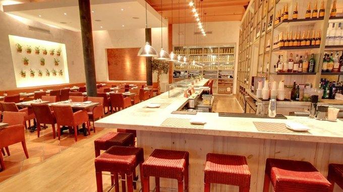 Google Street View позволит посетить рестораны Нью-Йорка. Изображение № 1.