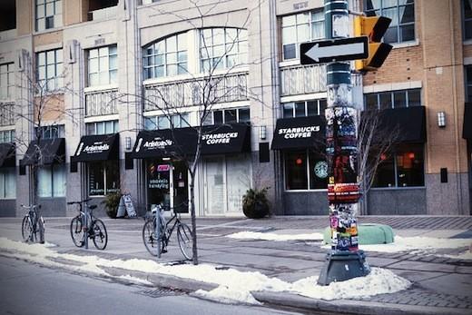 Изображение 33. Жизнь в большом Торонто.. Изображение № 21.