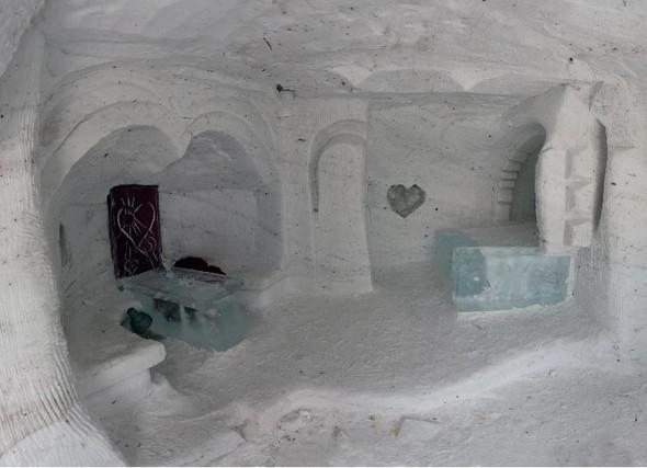 Ледяной отель. Изображение № 11.