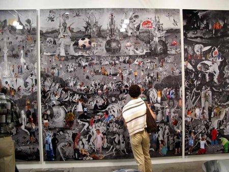Art-Basel – 2007 Miami репортаж сместа событий. Изображение № 10.