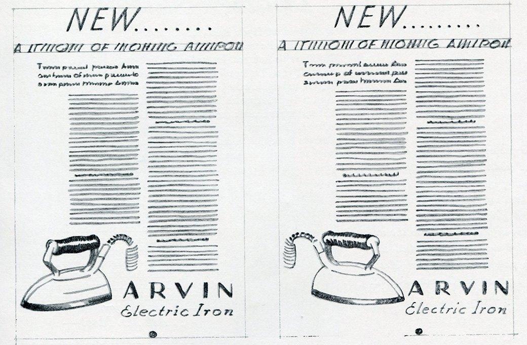 Дизайнерская машина времени: Чему стоит поучиться в рекламном агентстве начала века. Изображение № 14.