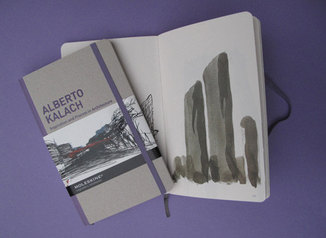 Moleskine Inspiration And Process In Architecture. Изображение № 5.