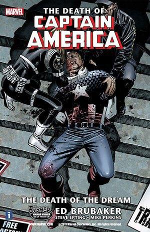 10 лучших комиксов про Капитана Америку. Изображение № 28.