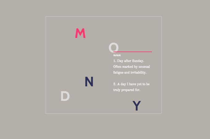 Блог дня: 100 работ с Google Fonts за100 дней. Изображение № 5.