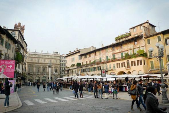 Piazza delle Erbe. Изображение № 37.