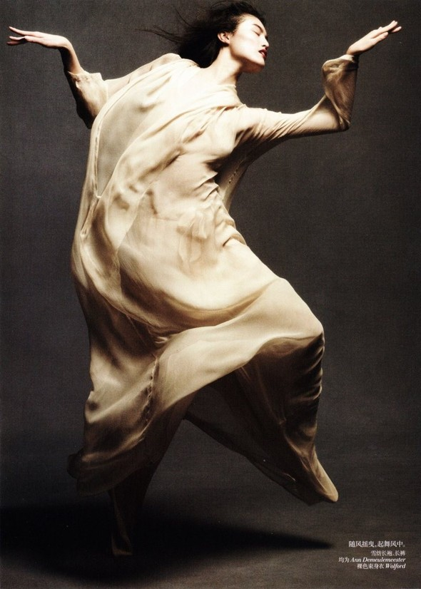 Съёмки: Playing Fashion, Schon, Vogue и другие. Изображение № 55.
