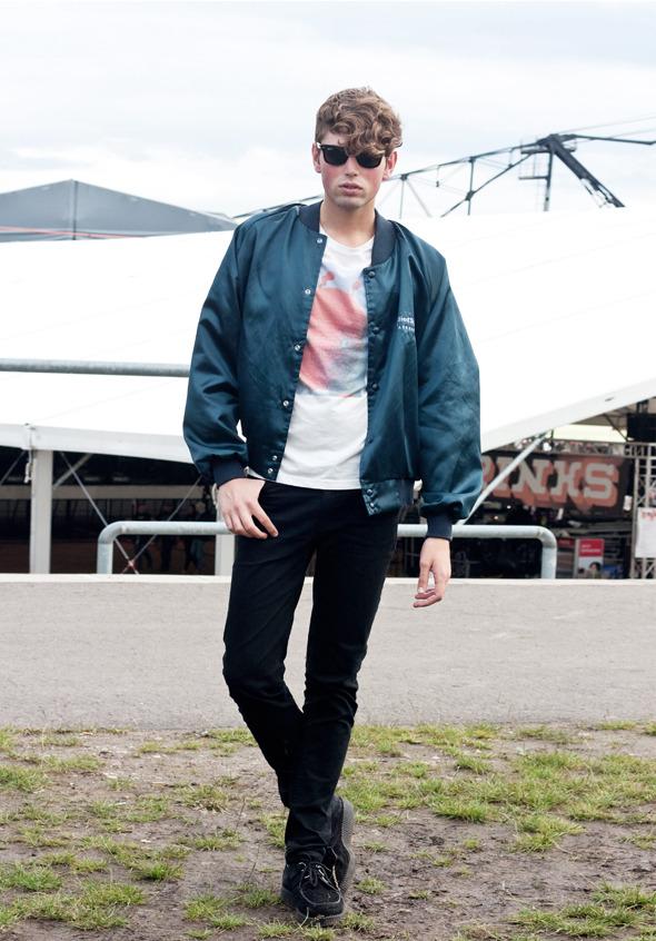 Золотые шорты, джинсовые рубашки и шляпы: Люди на фестивале MELT!. Изображение № 22.
