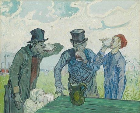 Винсент Ван Гог, Пьяницы. Изображение № 24.