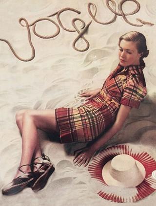 История глазами обложки Vogue (Британия). Изображение № 22.