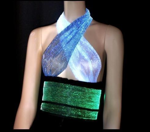 Светящаяся ткань от LumiGram. Изображение № 2.