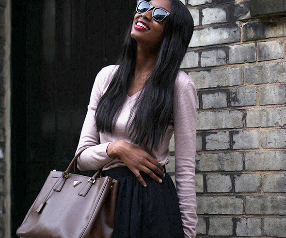 Изображение 11. Bloggers Talk: Наташа Ндлову, автор SnowBlack.. Изображение № 11.