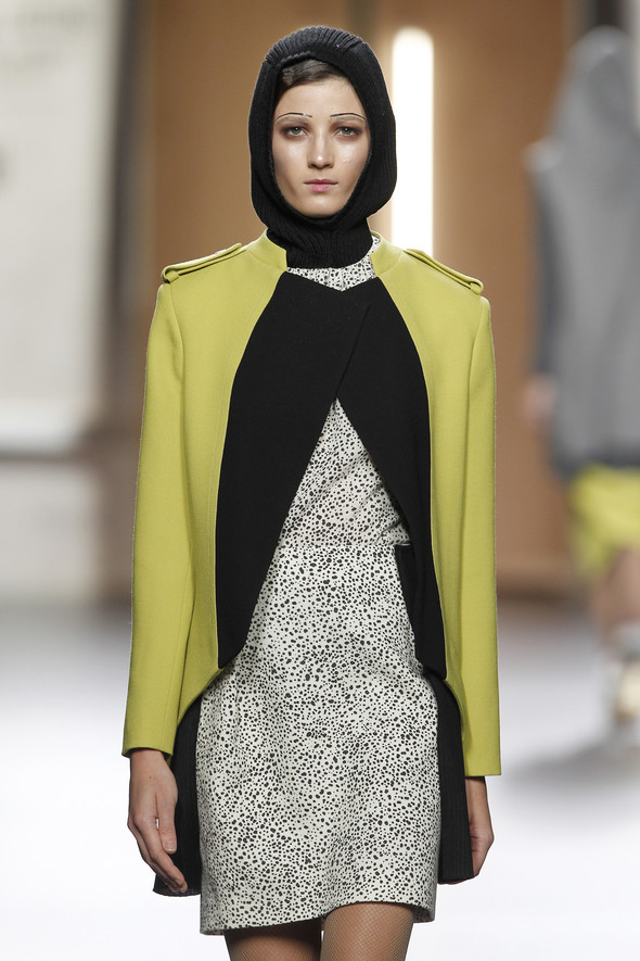 Madrid Fashion Week A/W 2012: Ana Locking. Изображение № 13.