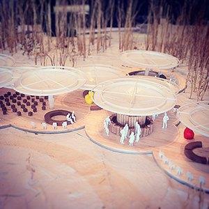Как создавался летний павильон Центра «Гараж». Изображение № 5.