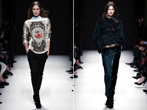 Paris Fashion Week FW 2012: День 3. Изображение № 4.