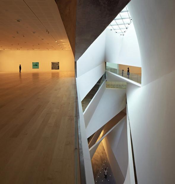 Гиперболический параболоид: новое слово в музейном строительстве. Изображение № 10.