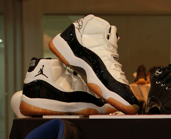 Air Jordan XI Samples & PEs @ K-PALS 2012. Изображение № 15.