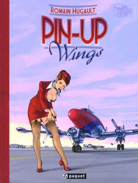 Изображение 1. PIN-UP WINGS.. Изображение № 1.