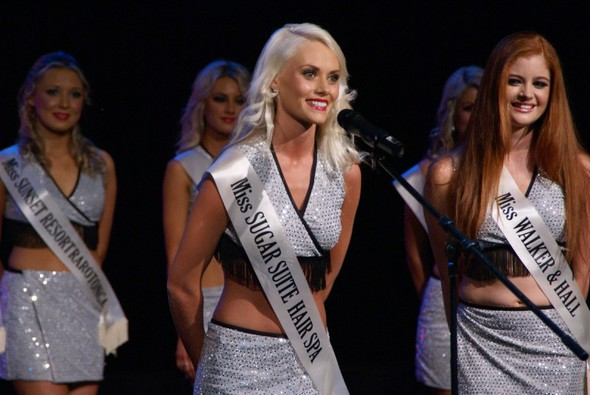 Самые красивые девушки Новой Зеландии. Изображение № 9.